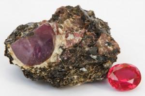 ruby/raw ruby/polished ruby