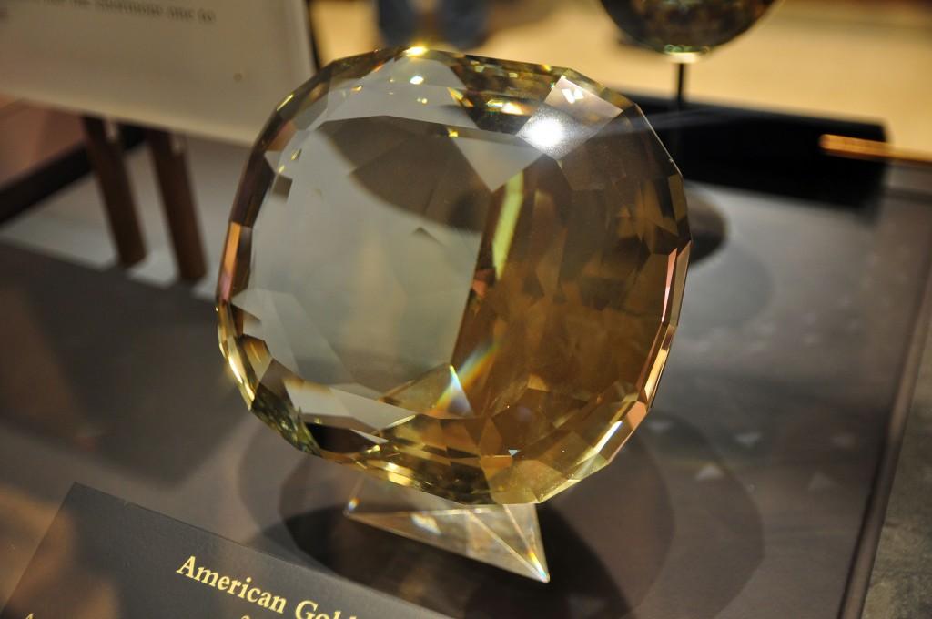 The American Golden Topaz