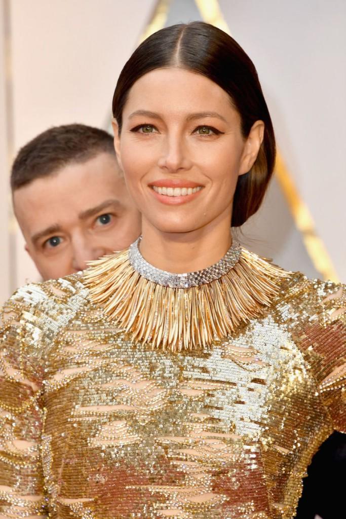 Jessica Biel Oscars 2017