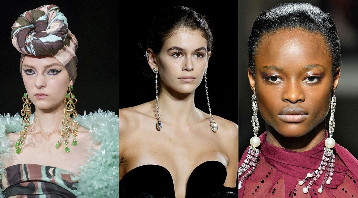 Jewelry Trends 2018 Oversized Earrings