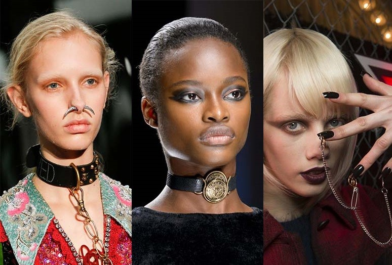 Jewelry Trends - Punk's not dead