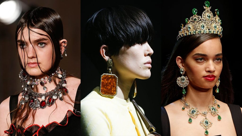 Jewelry Trends - Modified Baroque