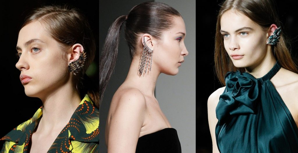 Jewelry Trends - Ear cuffs