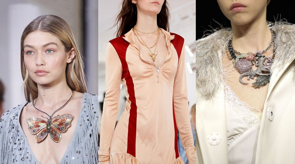Jewelry Trends - Animal forms