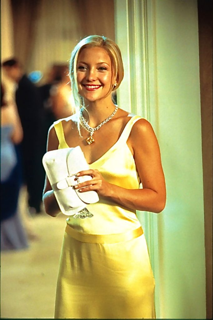 Kate Hudson in How to Lose a Guy in Ten Days: Jewelry in Movies