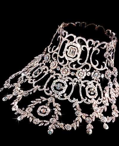 Stefano Canturi's necklace with 1308 diamonds