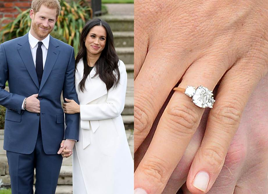 the newest of all British royal engagement rings