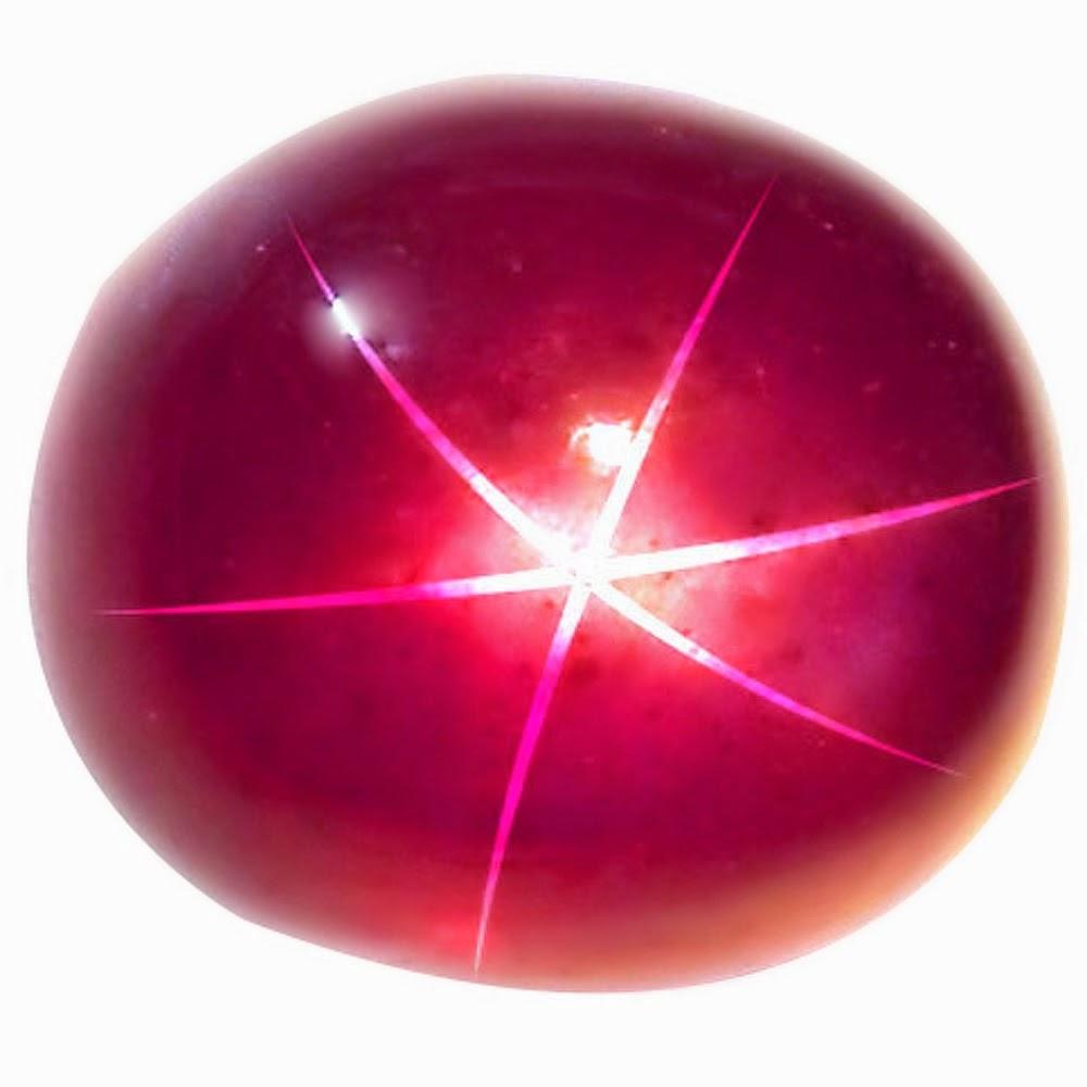 The De Long Star Ruby