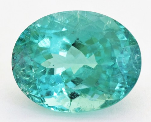 Blue Paraiba Tourmaline from Mozambique