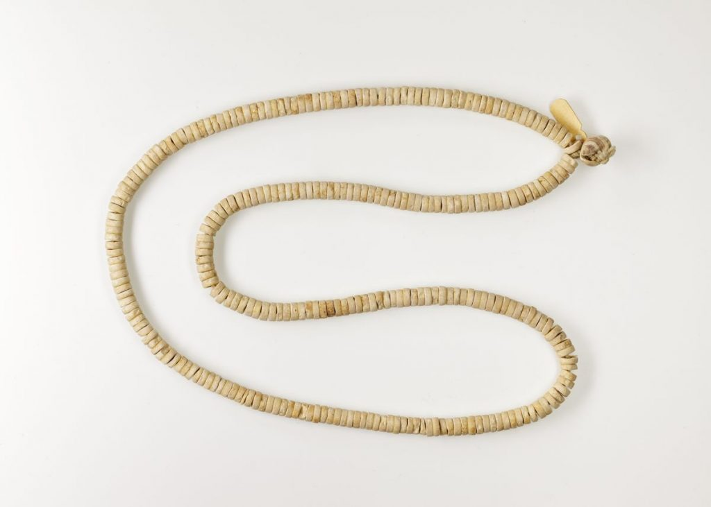 Shell necklace from the Middle Kingdom Ancient Egyptian Jewelry