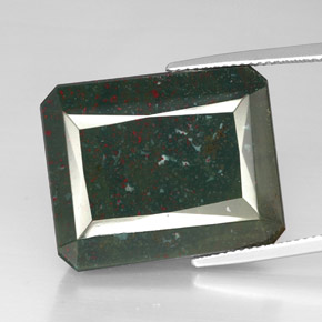 Bloodstone from Madagascar