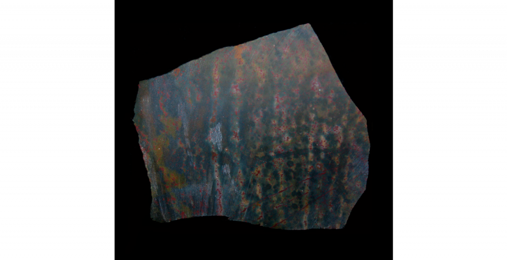 Bloodstone from Texas, USA