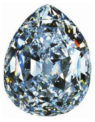 Famous diamond - The Cullinan Diamond