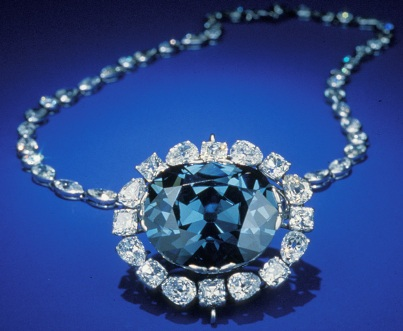 Famous Diamond: The Hope Diamond