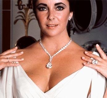 Taylor-Burton famous diamond