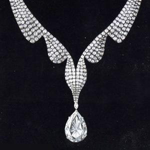 The Taylor Burton famous diamond