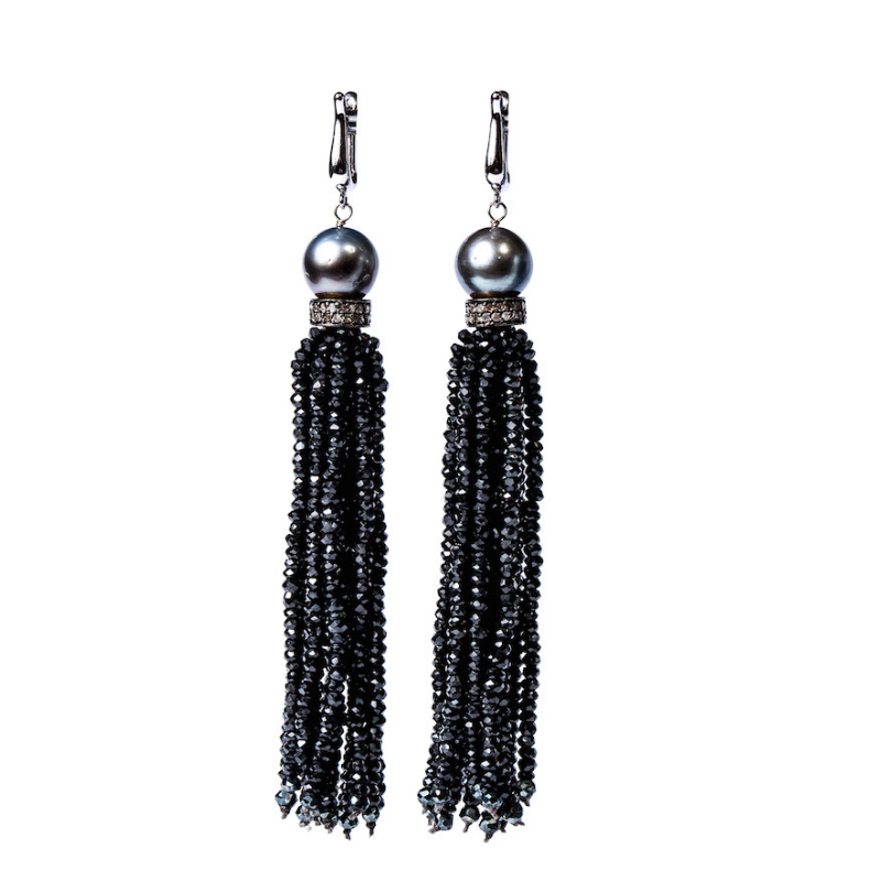 Gemme Couture spinel earrings